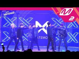 [Mirrored MPD직캠] 몬스타엑스 직캠 DRAMARAMA 거울모드 직캠(안무영상) Monsta X Choreography Fancam @엠카운트다&#