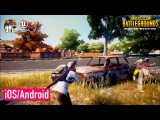 PlayerUnknown's Battlegrounds Mobile - iOS / Android - FIRST GAMEPLAY (Unreal Engine 4)