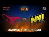 mousesports vs Na'Vi - Dreamhack Winter 2017 - map1 - de_cobblestone yXo, Enkanis