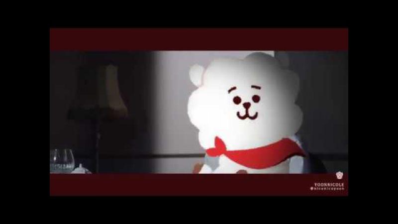 BT21 in BTS's MV