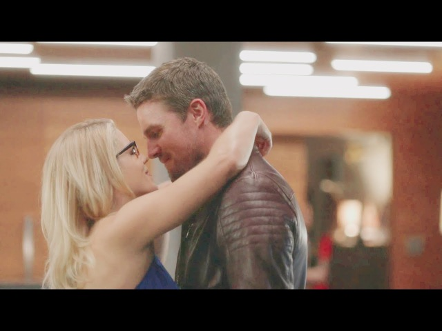 Oliver and Felicity [6x06] I am so happy that youre here