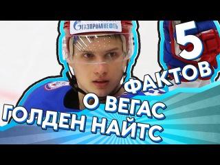 Топ-5 фактов о новичке НХЛ -