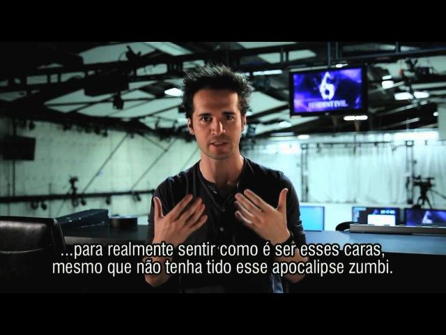 Christopher Emerson - Voice of Piers Nivans - Resident Evil 6