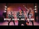 Scream Michael Jackson Janet Jackson Choreography By Aliya Janell Queens N Lettos LA