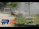 Tartu Rally 2017 (Mistakes, crash, action) - 1080P