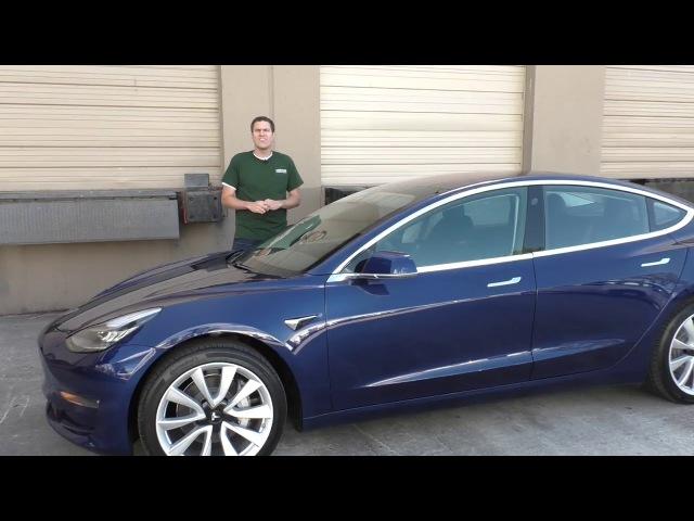 Вот почему Tesla Model 3 - крутейшая машина 2017 года ОБЗОР (Doug DeMuro на Русском) » Freewka.com - Смотреть онлайн в хорощем качестве
