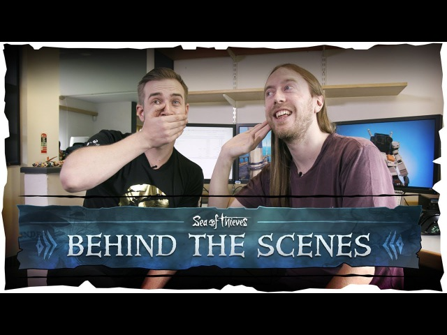 Official Sea of Thieves Behind the Scenes: Non-Verbal Communications