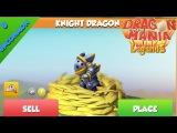 Hatching Knight dragon , Gameplay , Dragon Mania Legends -part 616