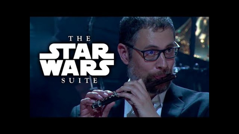 The Star Wars Suite - The Danish National Symphony Orchestra (Live)