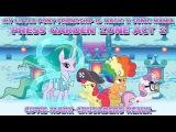 MLP FiM x Sonic Mania Press Garden Zone Act 2 (Cutie Mark Crusaders Remix)