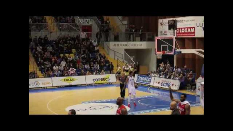 CCRB - Monaco : L'énorme tir à 3 pts de Sergiy Gladyr