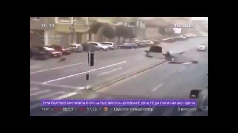 Восемь человек погибли из-за штормового ветра в Румынии
