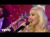 Gwen Stefani - Santa Baby (Live On The Today Show/2017)