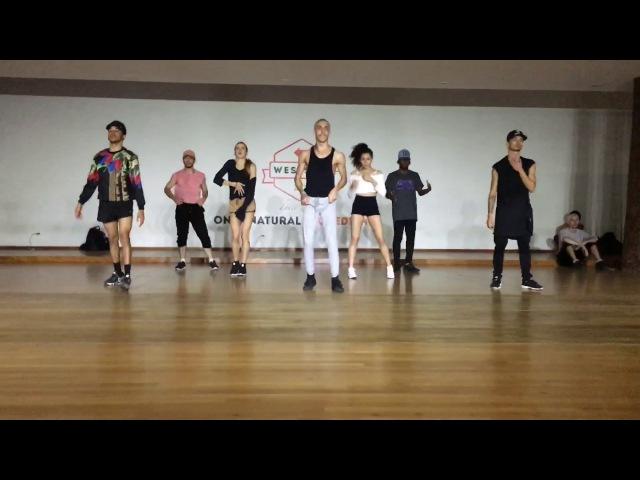 Satisfaction/ coreografia pedro reis