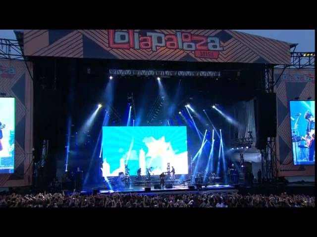 Foster the People - Coming of Age (Live at Lollapalooza Brasil 2015)