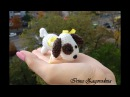 Собака крючком-Рекс.Собачка амигуруми-год собаки.Вязаная собачка масстер класс