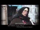 Жители азербайджанских сел встречают армянскую армию с хлебом, солью и музыкой
