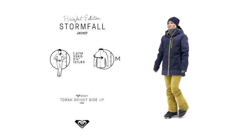 Сноубордическая куртка Torah Bright Stormfall