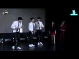 170814 Хванун танцует