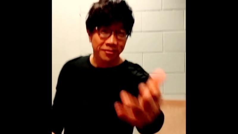 박철민선배님조으다분장실극장그와그녀의목요일