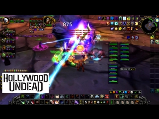 Guild Wow Hollywood Undead TBC 2.4.3 Naxxramas Four Horsemen