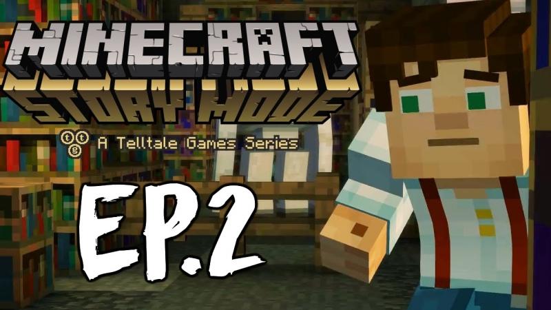 [TheBrainDit] Minecraft: Story Mode - Эпизод 1 - Орден Камня 2