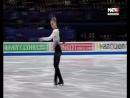 МАТЧ Чемпионат мира по фигурному катанию в Италии Мужчины Короткая программа Эпизод 3