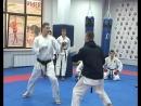 Чемпион мира Всеволод Попов преподал урок курским каратистам