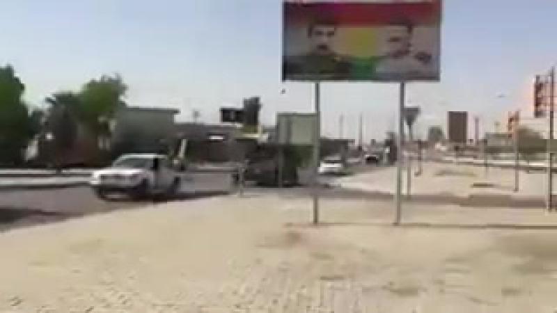 Курд в Киркуке благодарит армию Ирака за освобождение от диктатора