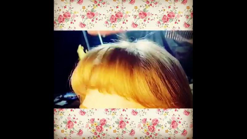 [CLIP] 171014 Red Velvet Instagram Update - Wendy's Bangs