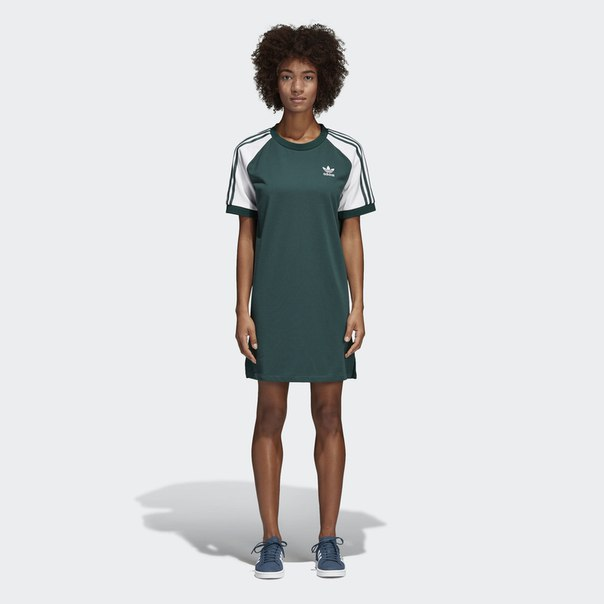 Платье 3-Stripes Raglan