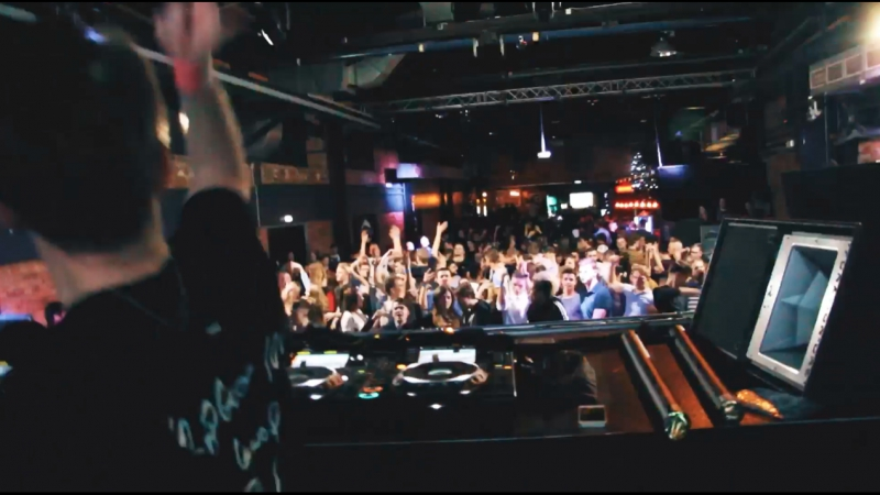 Vion Konger @ Garage Club (Germany)