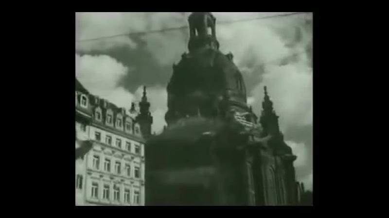 Eine Stadtrundfahrt durch Dresden im Jahre 1939