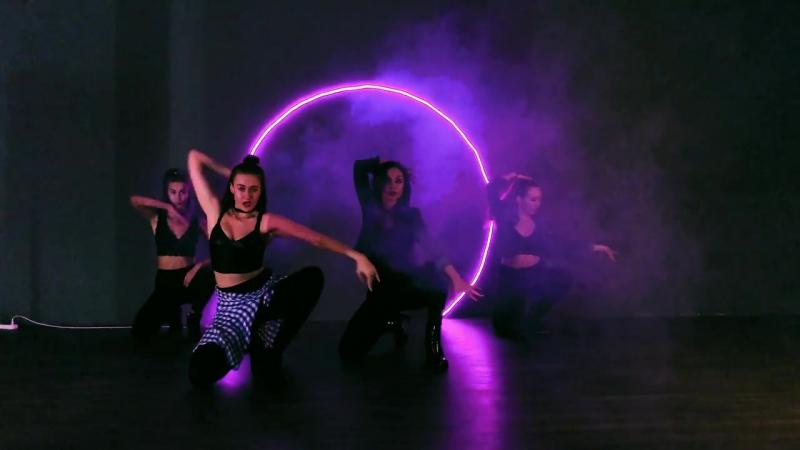 Kehlani - GANGSTA cover choreography by Juliana Ionova @juice_ionova