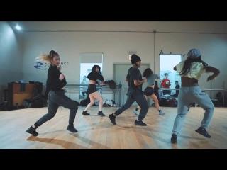 N.e.r.d. ft rihanna - lemon [marcus allan class choreography](1)