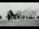 Уходили мы из Крыма... Песня на стихи Николая Туроверова, кадры из фильма Служили два товарища