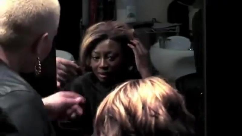 Розыгрыш в парикмахерской