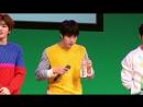 141122 Sungyeol Talk Showcase Love Sign In Osaka