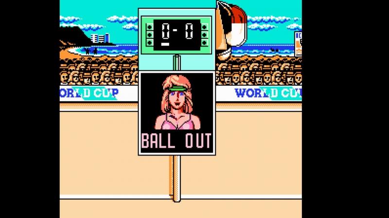 Super Spike V'Ball Memori Kunio vs Izzzotope Edexy