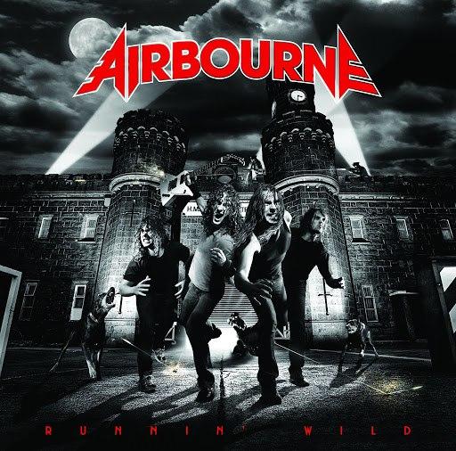 Airbourne альбом Runnin' Wild
