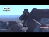 Майор Дораид Авад (Огонь Тигра) ведет операции в области Абу эд-Духур в провинции Идлиб
