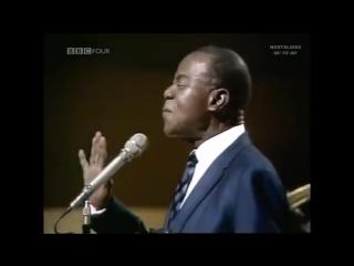 Louis Armstrong - What a wonderful world ( 1967 )Самая добрая песня всех времен.