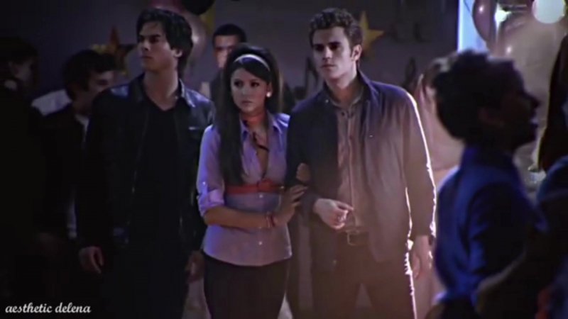 ❧ 'don't be stupid that girl is with the Salvatore brothers' ⇸ .