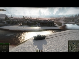 [World of Tanks] Карта Минск на супертесте: первый вариант
