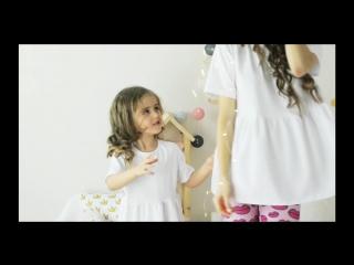 Парные комплекты Футболка Колли + Лосины Флекс Babykiss