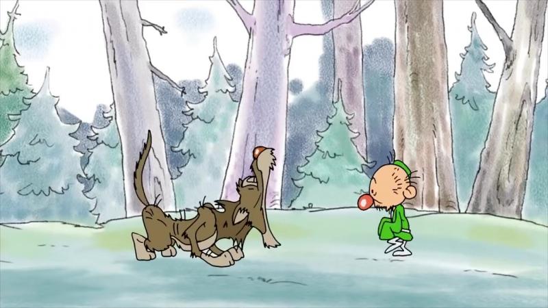 До слёз! Алдар и серый волк. Веселый мультфильм о приключениях двух незадачливых