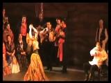 Театр Ромэн. Танцует Патрина Шаркози.*