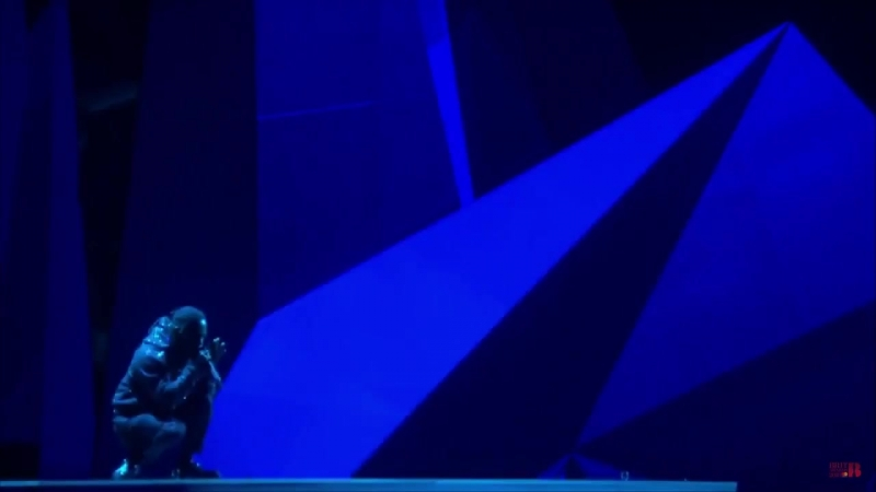 Kendrick Performs at BRITs Awards w/ Rich The Kid