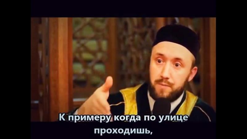 Рустам-хазрат Зиннуров про алкоголизм