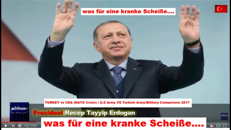 TURKEY vs USA (NATO Crisis) U.S Army VS Turkish ArmyMilitary Comparison 2017
